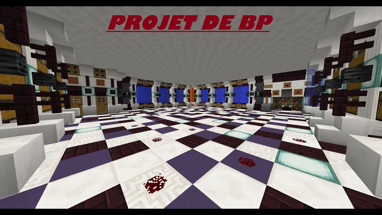 minecraft id e de bp pour pvp faction 1 8 youtube. Black Bedroom Furniture Sets. Home Design Ideas