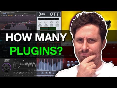 Mixing Music: How Many Plugins Should You Use? - Mixing Vocals Example