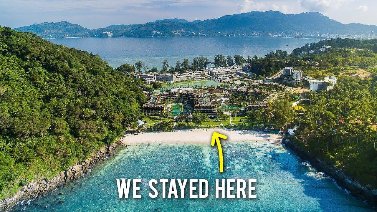 5-STAR LUXURY RESORT in Thailand ♦ Phuket Travel Vlog