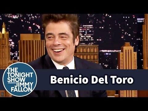 Download Youtube: Benicio Del Toro Left Las Vegas with Two Tortoises