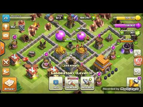 Clash of Clan #2