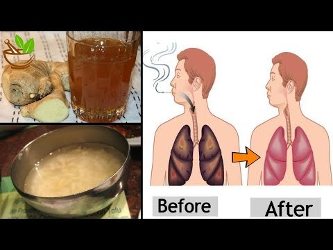 How do I Clean Lungs After Quitting Smoking
