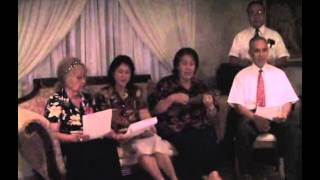Traditional Samoan Songs sung by President Suau