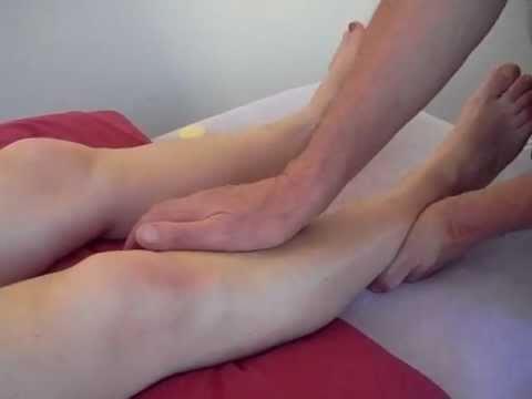 Relieve the pain of shin splints