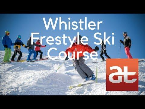 Whistler Freestyle Ski Course: Alltracks Academy
