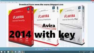 Avira Internet Security 2014 License key and crack