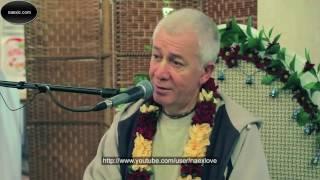 Чайтанья Чандра Чаран Дас (Александр Хакимов) - Новогодняя программа 2017. Как обновить свою жизнь.