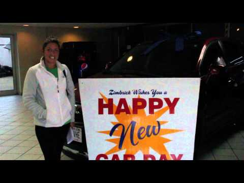 Heather Bought A Used Saturn Vue At Zimbrick In Madison WI