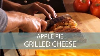 Apple Pie Grilled Cheese Recipe