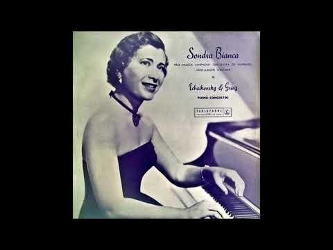 "Tchaikowsky ""Piano Concerto No 1"" Sondra Bianca/Carl Bamberger"