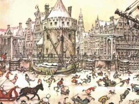 Fairy Tail 3d Wallpaper Anton Pieck Nostalgische Tekeningen Part 1 Youtube