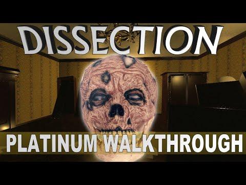 Dissection Platinum Walkthrough | Trophy Guide - $4.99 Platinum - Stackable