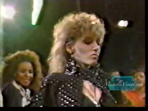 Michelle Visage & Cesar Valentino Spotlight Dance