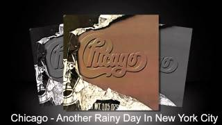 Another Rainy Day In New York City - Chicago