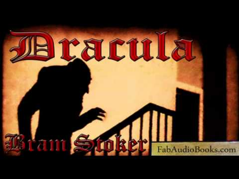 DRACULA Part 2 - Dracula by Bram Stoker (Part 2) unabridged audiobook -  VAMPIRE HORROR