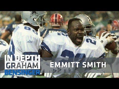 Emmitt Smith: If I'm gonna die I wanna die in Dallas