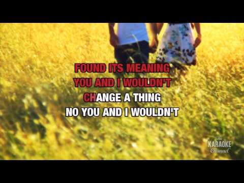 Spin (Radio Version) in the style of Lifehouse | Karaoke with Lyrics