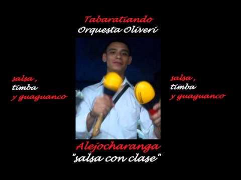 Tabaratiando - Orquesta Oliveri By Dj.alejocharanga