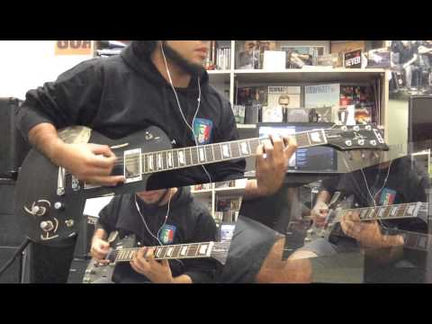 A day to remember - Right back at it again - guitar cover ... A Day To Remember Right Back At It Again