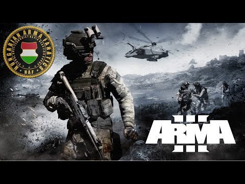 Hungarian ArmA Fanatics - Coop mission