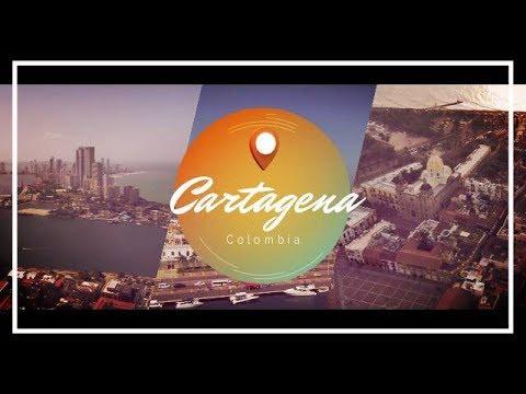 Cartagena, Colombia - Drone Places - Xiaomi Mi Drone 4K