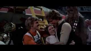 """Star Wars """"One Last Time"""" VHS Trailer (HD Remake)"""