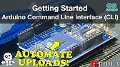 stm32 command line - YouTube