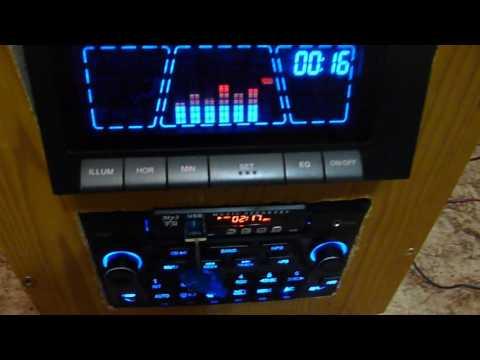 Магнитола Hover H2 с платой USB MP3 Decoding из Китая