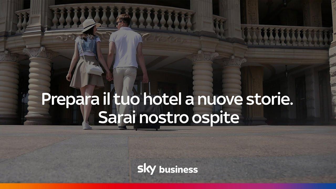 Sky business   Un hotel con Sky non è solo un hotel