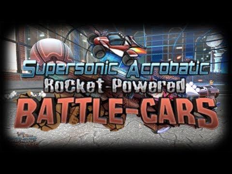 QUESTO NON E' ROCKET LEAGUE!!! - Supersonic Automatic Rocket-Powered Battle-Cars #1 PS3