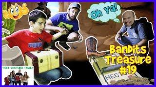 BANDiTS TREASURE - TRAPPiNG The BANDiTS #19/ That YouTub3 Family