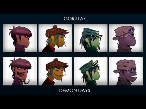 Gorillaz - Feel Good Inc. Extended [W/ Noodle's Demo ]