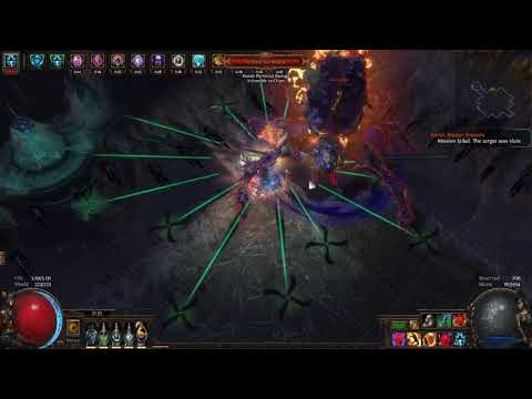 [3.1] Ethereal Knives Occultist T15 Sunken City