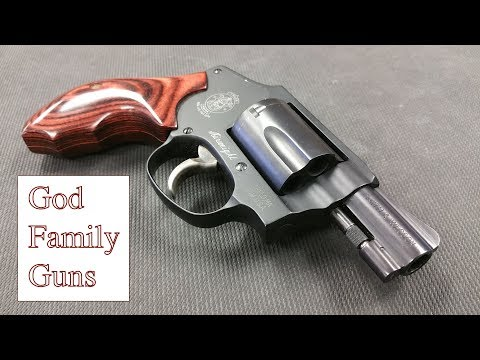 The Best CCW Pocket Revolver : S&W 642 Airweight vs  Ruger LCR