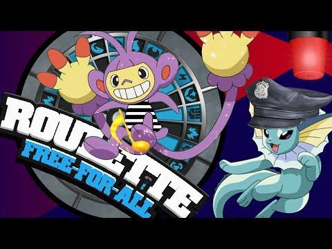 The Ape Has Escaped! (Roulette FFA)