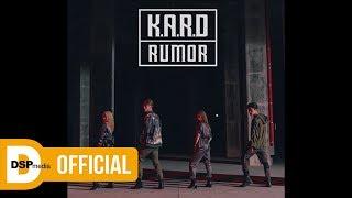 Смотреть клип K.A.R.D - Rumor