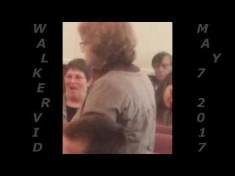 Walker Family and Friends Video at Bethel Chapel in Harpursville NY May 7, 2017