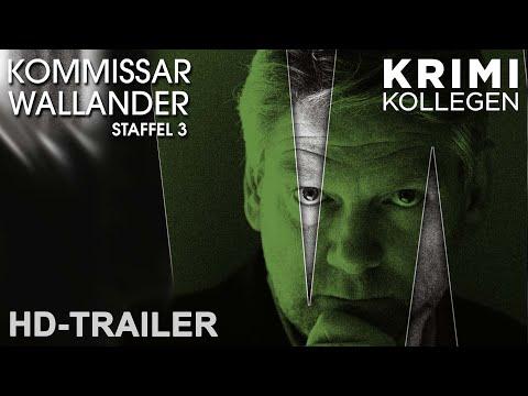 KOMMISSAR WALLANDER - Staffel 3 - Trailer deutsch [HD]    KrimiKollegen