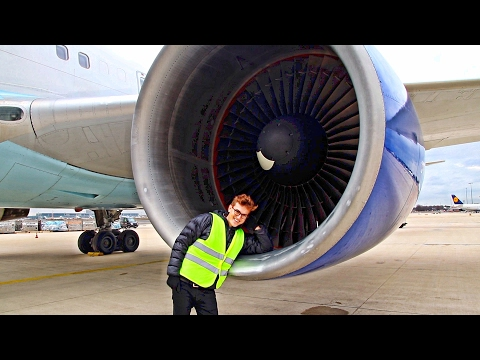 AVGEEK DREAM! | Walk-Around My Airplane To South Africa - Condor Boeing 767-300WL!