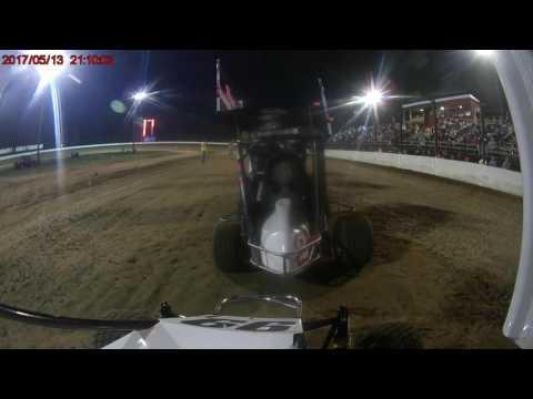 5/13/17 Sweet Springs Motorsports Complex Jr Sprint Feature