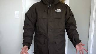 NORTH FACE McMURDO-PART 3
