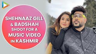 Badshah On Music Video With Shehnaaz Gill Hamare Panjab Ki Ladki Hai Aur Agar Aisa