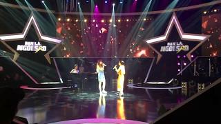 Có Nhau Trọn Đời- Hari Won Ft Hồ Quỳnh Hương - Fan cam - duyệt chương trình Bạn Là Ngôi Sao