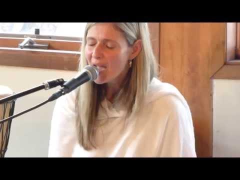 "WolfeIsland 2014 Kirtan retreat w/Lea Longo ""Om Radha Krishnaya Namaha"""