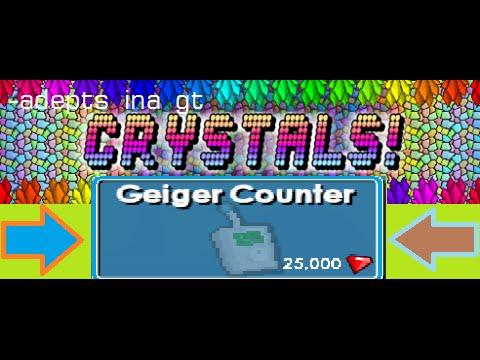 Growtopia - Making Crystal Tree (Crystal Update) | Doovi