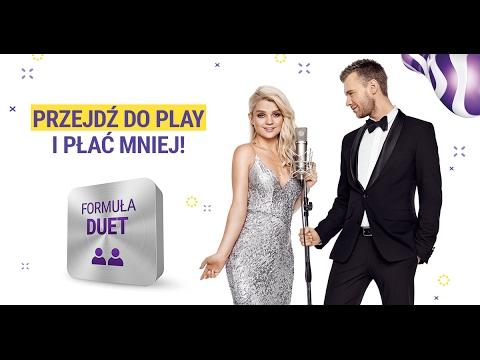 Duety w Play płacą mniej! #lepiejwduecie