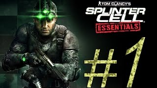 SPLINTER CELL ESSENTIALS PPSSPP PART 1.