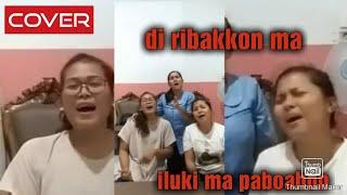 Lagu Batak: iluki ma paboahon(cover) Rajumi Trio |part.2