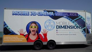 Marketing Video | Mobile 7D Cinema