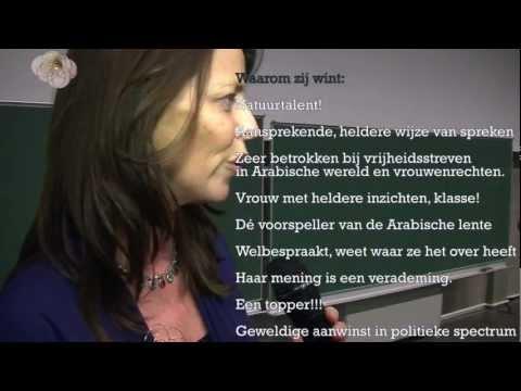 ROTTERDAM - Vrouwen in de Media Award 2011